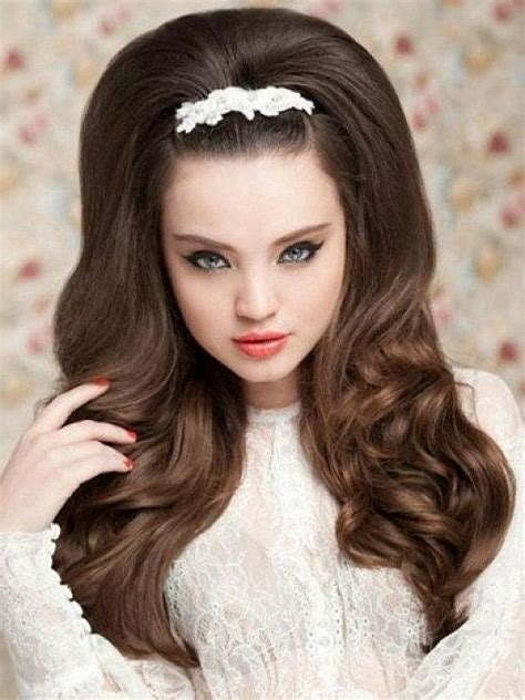15 best collection of easy vintage hairstyles for long hair
