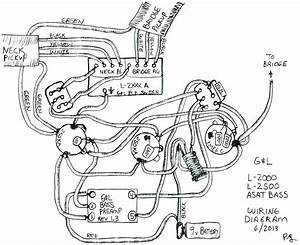 Guitarelectronics Custom Drawn Guitar Wiring Diagrams