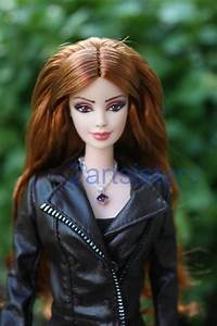 OOAK RENESMEE CULLEN BARBIE DOLL REPAINT BREAKING DAWN ...