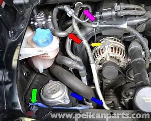 Porsche 911 Carrera Fuel Injector Replacement