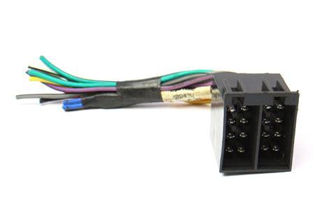 Radio Head Unit Install Wiring Harness Adaptor