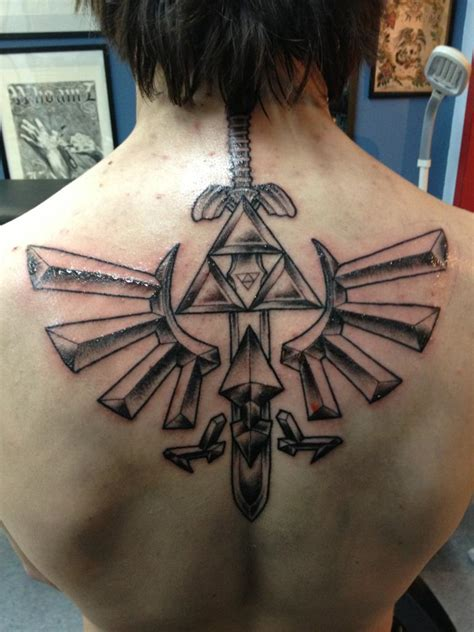 triforce tattoos designs ideas  meaning tattoos