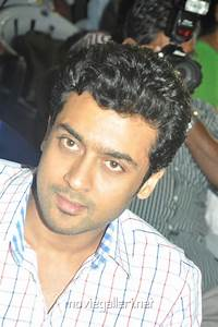 Picture 264248 | Actor Surya at Maatran Press Meet | New ...