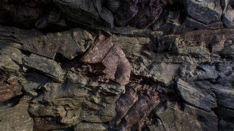 artstation modular cave wall  anil isbilir