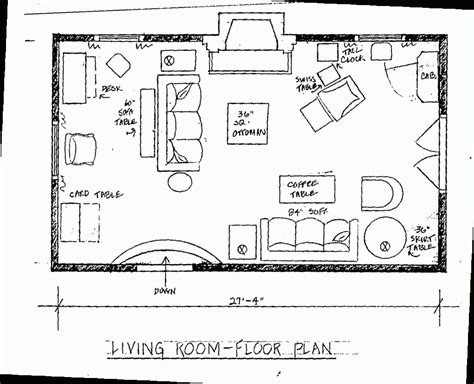 Small Kitchen Remodel Ideas - living room floor plans home planning ideas 2018