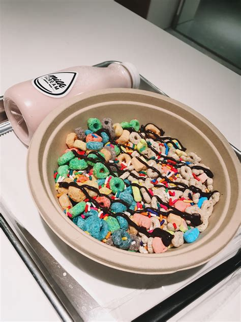 milk cream cereal bar restaurants   italy