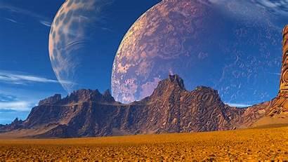 4k Ultra Wallpapers Moon 3d Desktop 1080p