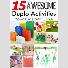 Awesome Duplo Activities Your Kids Will Love  Stir The Wonder