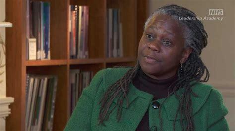 dame donna kinnair talks   nhs top leaders core