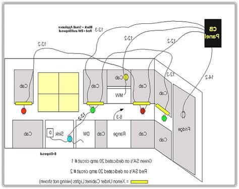 wiring a kitchen diagram 24 wiring diagram images