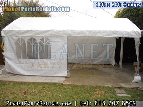 tent rentals price list for tents canopy 10ftx20ft