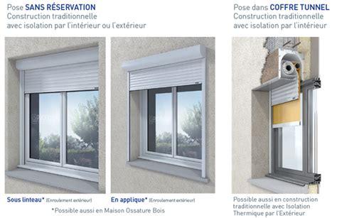 Pose De Store Exterieur by Visio Avec Store Vertical Profalux Pro Profalux Pro