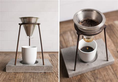 15 Pour Over Coffee Stands That All You Coffee Snobs Need To Be Aware Of   CONTEMPORIST