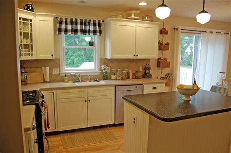Kitchen Cabinet Makeover Before And After  The Girl In