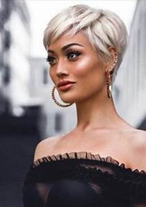 Coupe Courte Tendance 2019 : meilleures 22 coupes courtes tendance pour l automne 2018 2019 cheveux court en 2019 ~ Dallasstarsshop.com Idées de Décoration