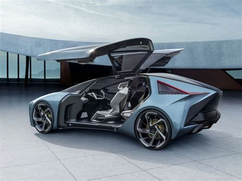 The Lexus LF- 30 Electrified Concept is the Future of the ...