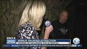 Erebus Haunted Attraction scaring up Halloween fun in