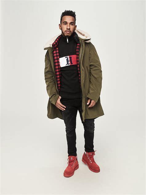 Hilfiger Collaborates With Lewis Hamilton Fashion Clash Magazine