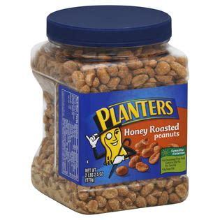 planters honey roasted peanuts planters honey roasted peanuts 34 5 oz plastic container