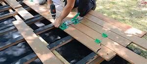 Installer Une Terrasse En Bois : conseils de pose terrasse bois pour une installation de qualit nature bois concept ~ Farleysfitness.com Idées de Décoration