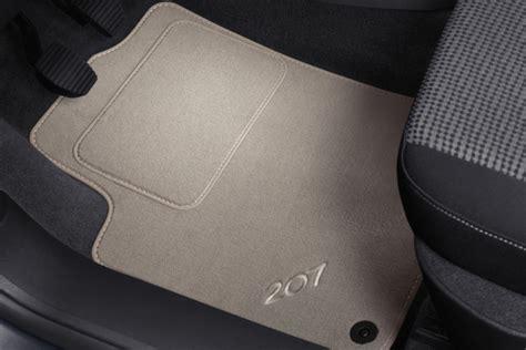 Peugeot 207 Carpet Mats Morning Grey [hatch & Sw Models