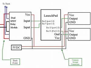 The Launchpad For Model Railroading  Back  U0026 39 N Forth Shutttle Control