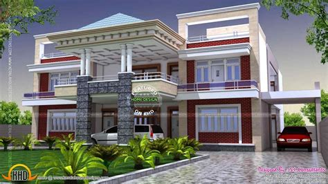 Simple Exterior House Designs In Kerala  Datenlaborinfo