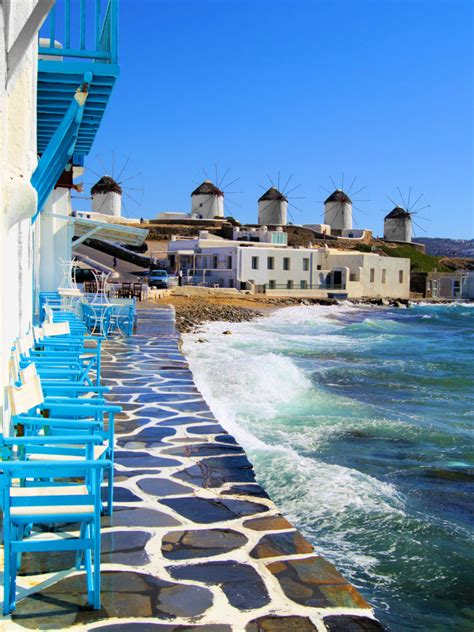 Mykonos Greece Compare To Other Greek Islands