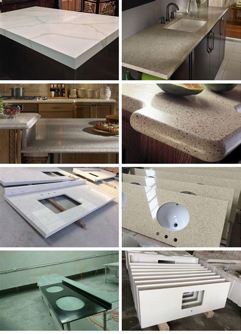 Quartz Countertops Radiation - no radiation polished quartz kitchen countertops