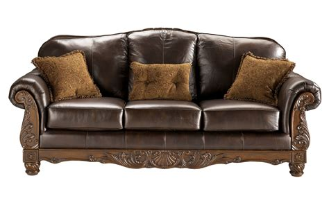 brown leather sofa with fabric cushions magnificent brown leather cool couches with brown fabric