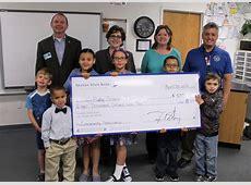 Nevada State Bank Celebrates Teach Children to Save Day