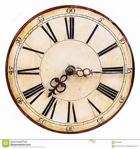 Uhr Mit Zahlen : altes ziffernblatt mit r mischen zahlen stockfoto bild ~ A.2002-acura-tl-radio.info Haus und Dekorationen