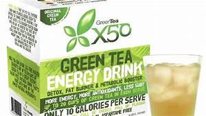 Green Tea x50 supplement - YouTube