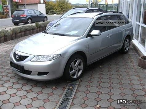 auto air conditioning service 2003 mazda mazda6 navigation system 2003 mazda 6 kombi 2 0 diesel exclusive heater tc car photo and specs