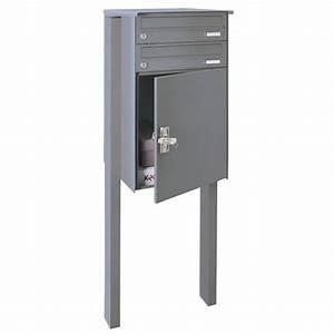 Mülltonnenbox Mit Paketbox : paketbox knobox 6 large mit zwei postf chern edels ~ Michelbontemps.com Haus und Dekorationen