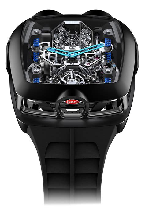 Bugatti chiron tourbillon was modeled after the bugatti chiron engine. A look at the Jacob & Co. X Bugatti Chiron Tourbillon, priced at $280,000