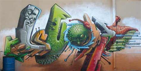 Tipos De Graffitis (imágenes Incluidas