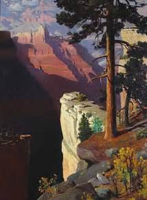 James Lee Grand Canyon Paintings