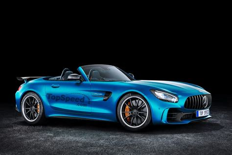 Mercedes Amg Gt Picture by 2019 Mercedes Amg Gt R Roadster Picture 697450 Car