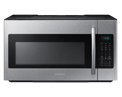 Samsung ME18H704SFS 1.8 cu.ft. Over the Range Microwave w