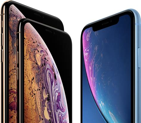 iphone xs vs iphone xr design tech specs and price