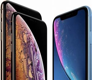 iPhone XS vs. iPhone XR: Design, Tech Specs, and Price ...