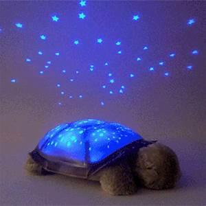 Twilight turtle night light stars constellation lamp