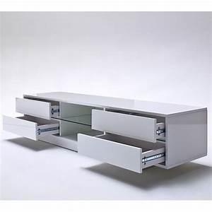Meuble Tv Led Conforama : meuble tv avec led l serinahome ~ Dailycaller-alerts.com Idées de Décoration