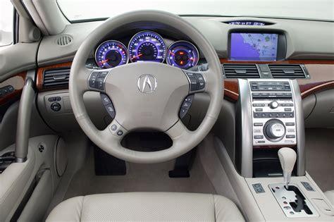 acura rl 2005 2006 vs 2008 ls430 dash interior lexus 2007 steering speed 2002 cars frenzy test drive ls460 reality