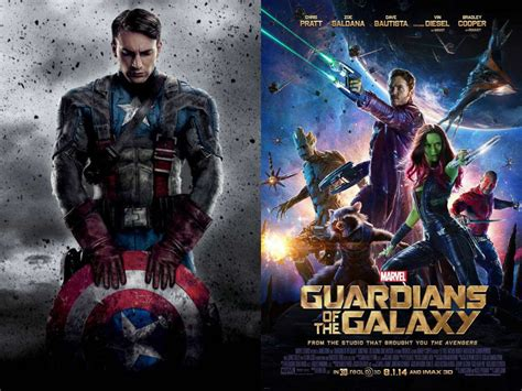 (update) More New Marvel Movies Scheduled Through 2019