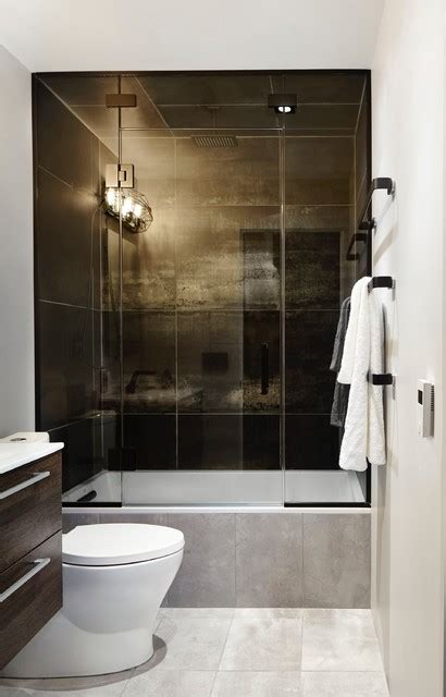 Tub Ideas For Small Bathrooms - 18 functional ideas for decorating small bathroom in a