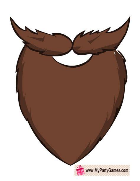 Beard Clip Best 25 Beard Clipart Ideas On