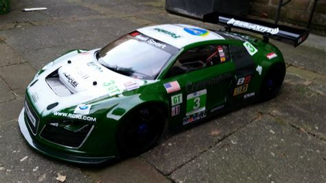 kyosho inferno gt gt race spec page  rc tech forums