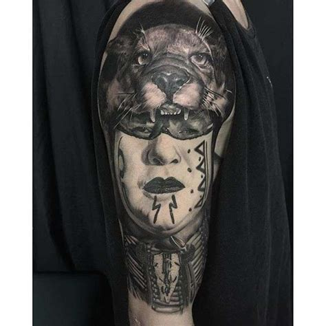 Excellent Realistic Work By Ben Kaye  Inkppl Tattoo Magazine